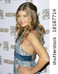 HOLLYWOOD - 9 APRIL: Stacy  Ferguson, Fergie at the ASCAP Awards held at the Kodak Theater in Hollywood - 09 April 2008 - stock photo