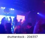 Nightclubbing - stock photo