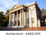 First Bank of the United States - stock photo