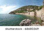 Alanya - stock photo