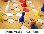 Ludo - stock photo