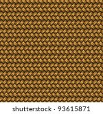 basket weave pattern - stock vector