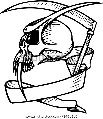 cute grim reaper coloring pages photo18