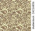 Узоры и орнаменты в векторе Patterns.