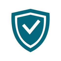 Edit Vectors Free Online Shield With A Checkmark Shutterstock Editor